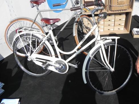 Bicicleta tipo clasica