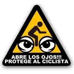 #respetoalciclista