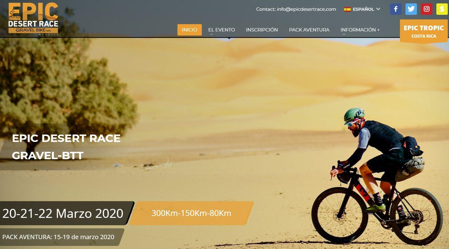 Epic Desert Race 2020